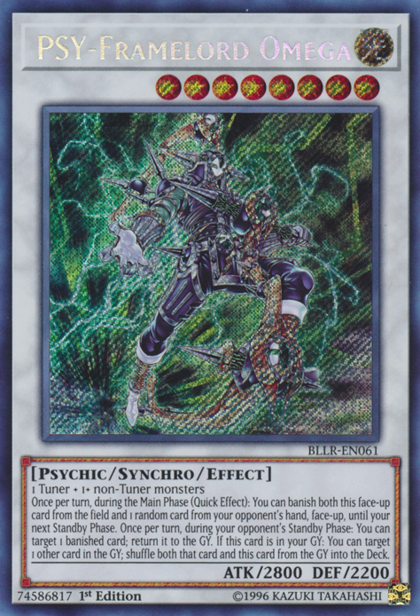 Psy Framelord Omega Yu Gi Oh Fandom Powered By Wikia