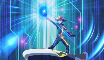 Yu-Gi-Oh! VRAINS - Episode 002