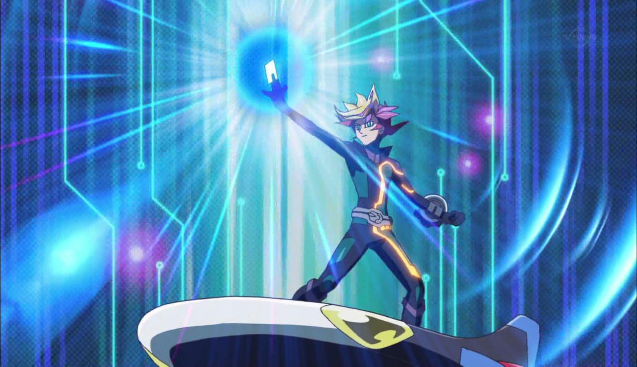 Yu-Gi-Oh! VRAINS - Episode 002 | Yu-Gi-Oh! | FANDOM powered