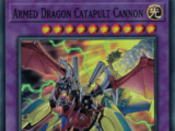 Armed Dragon Catapult Cannon