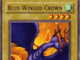 Blue-Winged Crown