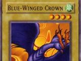 Blue-Winged Crown