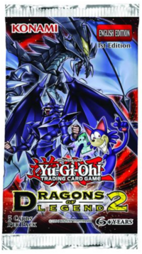 Dragons of Legend 2 cover