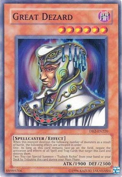 Great Dezard | Yu-Gi-Oh! | FANDOM powered by Wikia