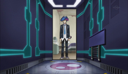 Secret Room in Yusaku's House