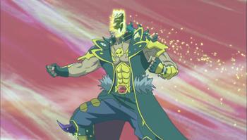 Yu-Gi-Oh! VRAINS - Episode 024