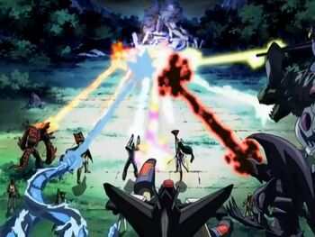 Yu-Gi-Oh! GX - Episode 131