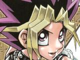 Yu-Gi-Oh! manga characters