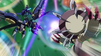 Yu-Gi-Oh! ARC-V - Episode 034
