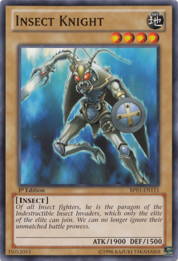 Insect Knight BP01