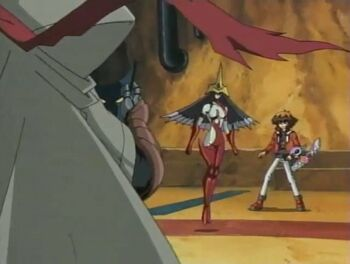 Yu-Gi-Oh! GX - Episode 045