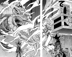 Slifer fades away