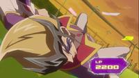 KiteFlooredbyYuma'sAttack