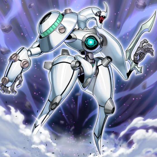 Anime robot angel