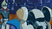 Orbital 7 sleeping on duty