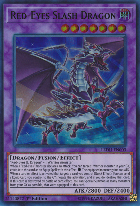 Red-Eyes Slash Dragon | Yu-Gi-Oh! | FANDOM powered by Wikia