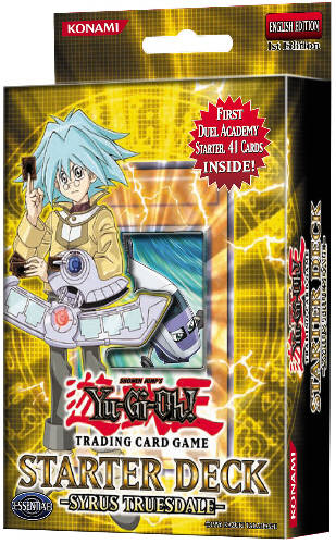 Starter Deck - Syrus Truesdale
