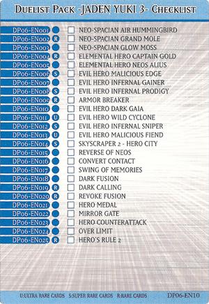 Checklist-DP06-EN