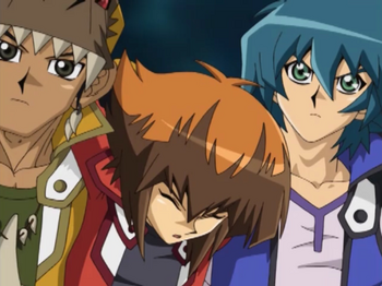 Yu-Gi-Oh! GX - Episode 120