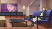 Aoi's living room