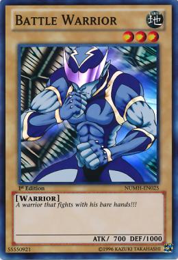 Battle Warrior NUMH