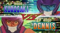 Dennis VS Shun