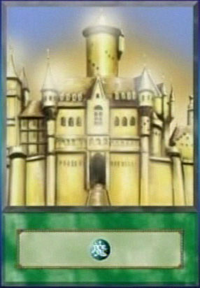 YuGiOh! TCG karta: Golden Castle of Stromberg