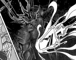 Aura Sword seems to hit