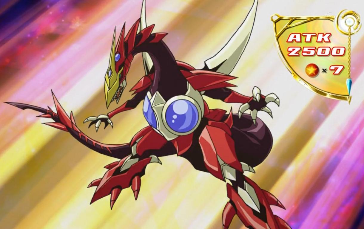 Odd Eyes Dragon Anime