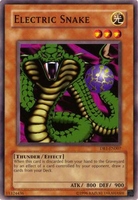 Electric Snake DB1