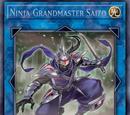 Ninja Grandmaster Saizo