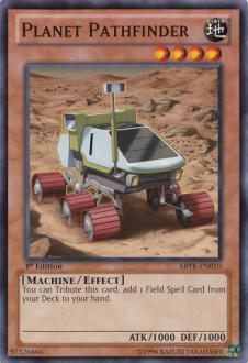 Planet Pathfinder ABYR