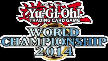 Yu-Gi-Oh! World Championship 2014 prize cards
