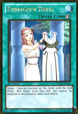 Forbidden Dress PGLD