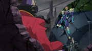 Yusho Knocked Down By Aster