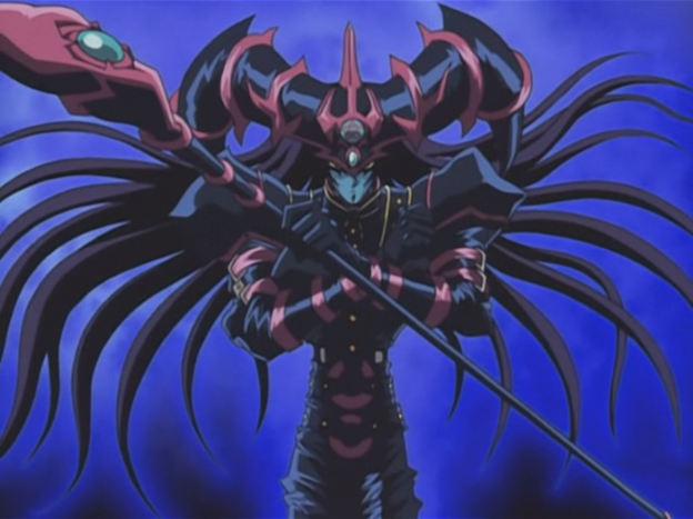 Magician of Black Chaos (anime) | Yu-Gi-Oh! | FANDOM powered