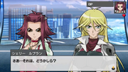 TF05 Sherry makes Aki mad