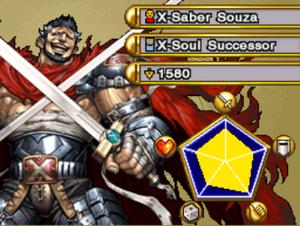 X-Saber Souza-WC11