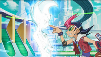 Astral & Yuma fighting