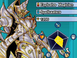 Explosive MagicianWC10