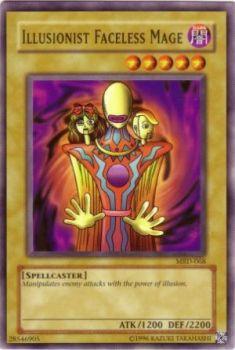 Illusionist Faceless Mage MRD