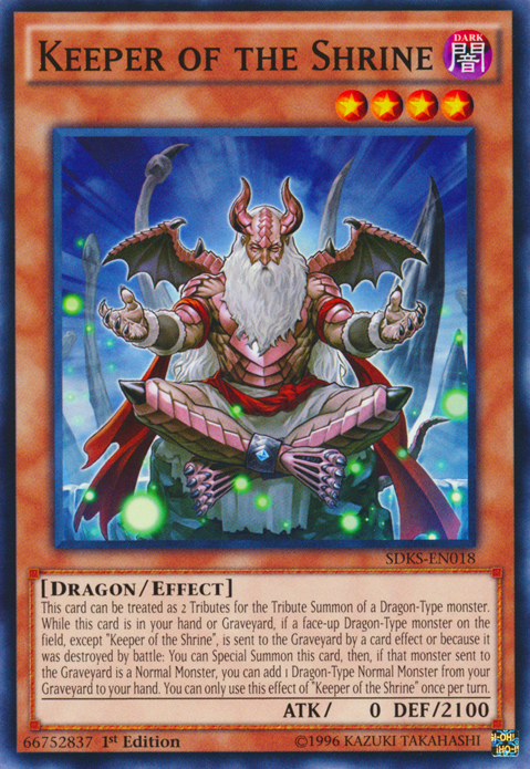 Dragons Keep: Keeper of the Dragons