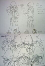 Ryuzaki Linework