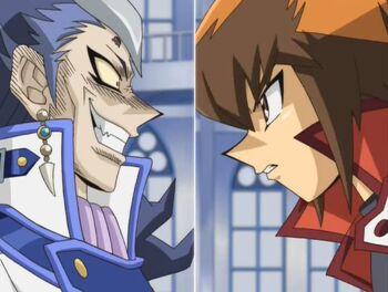 Yu-Gi-Oh! GX - Episode 102