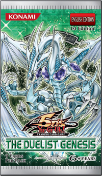 The Duelist Genesis cover
