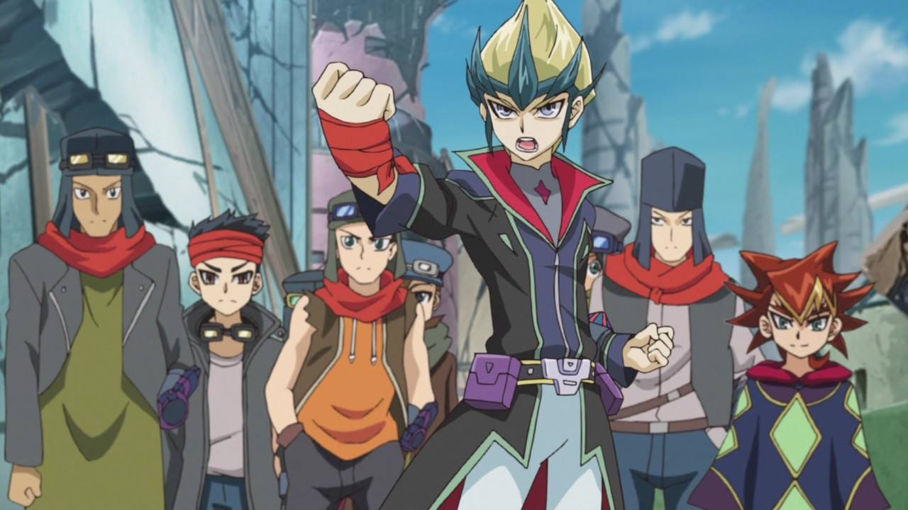 Watch A professional Yu-Gi-Oh video