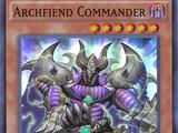 Archfiend Commander