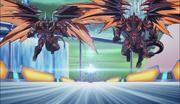 Tyrant Dragon and Scarlight Dragon