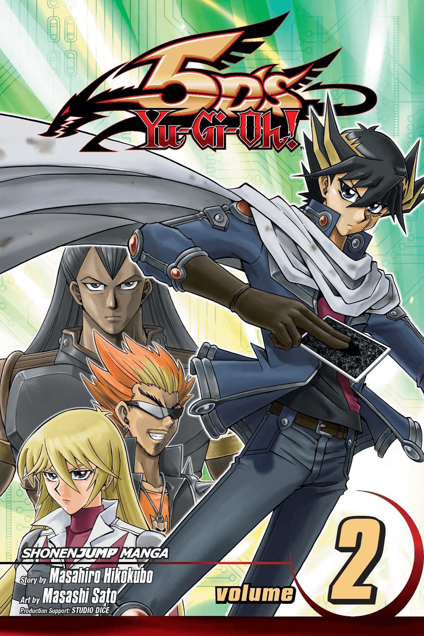 <i>Yu-Gi-Oh! 5D's</i> Volume 2