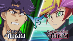 Playmaker VS Kusanagi
